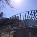 View of a Kennywood coaster from the GAP. http://www.kennywood.com