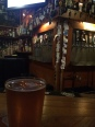 I was pleased to enjoy this Enjoy-By Stone IPA at the Rivermill.