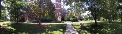 Berea's campus.