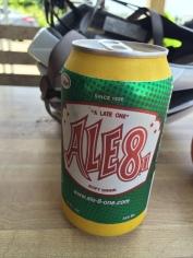 Local soda.
