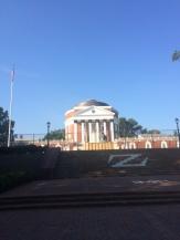 UVa.'s rotunda.
