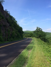 Blue Ridge Parkway Vista.