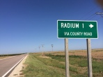 Radium? Damn near killed 'um.