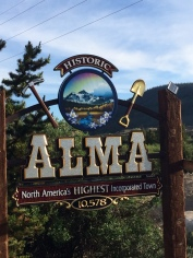Welcome to Alma.
