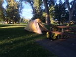 Lander's park.