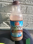 Final TruMoo before I'm killed on I-80.