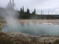 West Thumb Hot Pools.
