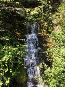 Nice waterfall.